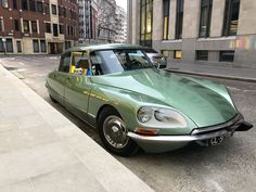 Citroen Ds, Design Cars, Vintage Classics, Import Cars, Top Cars, Car Photos, Vintage Cars, Super Cars, Classic Cars
