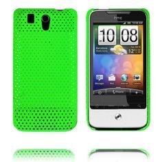 Atomic (Grønn) HTC Legend G6 Deksel Phone, Cover, Telephone, Blankets, Mobile Phones