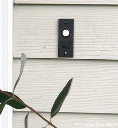 DIY Doorbell Install