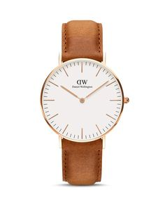Daniel Wellington Classic Durham Watch, 36mm - 100% Bloomingdale's Exclusive