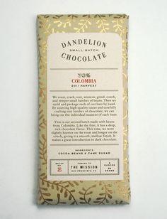 Dandelion Chocolate:    http://www.thedieline.com/blog/2012/5/18/dandelion-chocolate.html