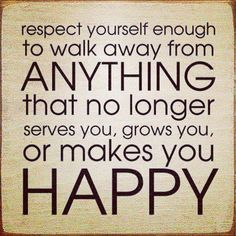 Happy Monday!! The first step to healing is to know your worth and respect yourself enough to walk away from harmful situations. If it doesn't serve you, grow you, or make you happy, then it's not worth it.  #respectyourself #knowyourworth #valued #wellness