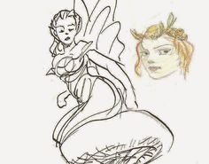 "Little Fairies Come to Life the secret behind the book illustrations in ""The Prism"" Book Illustrations, Artist At Work, Fairies, My Books, Drawings, Painting, Life, Etsy, Faeries"