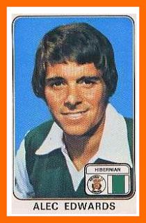 Alec Edwards Hibs 1979