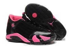 buy popular 93a78 ab4bb Buy Girls Air Jordan 14 Retro GS Black Desert Pink On Sale Womens Size  Discount from Reliable Girls Air Jordan 14 Retro GS Black Desert Pink On  Sale Womens ...