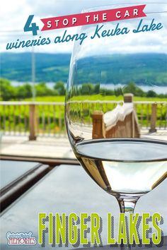4 'Stop the Car' Wineries Along Keuka Lake - Finger Lake Winery Trail New York Vacation, Vacation Places, Vacations, Finger Lakes Wineries, Watkins Glen Ny, All I Ever Wanted, Lake Life, Adventure Is Out There, Wine Country