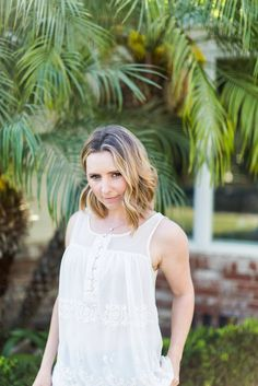 RubyClaire Boutique: Lady of the Hour Tank as seen on Beverley Mitchell
