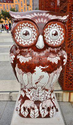 Birmingham, The Big Hoot Owls, The Big Brown Inky Owl