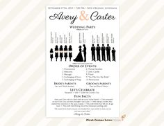 Free Microsoft Word New Wedding Templates Showing Pic Gallery For One Page Wedding Program Templates