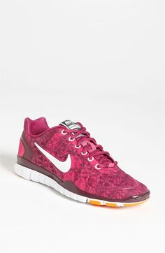 Nike 'Free Fit 2' Training Shoe (Women) available at #Nordstrom