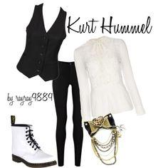Inspired by Kurt Hummel (Glee) Glee Fashion, Fandom Fashion, Covet Fashion, Fashion 2017, Fashion Outfits, Movie Outfits, Stage Outfits, Girl Outfits, Cute Outfits