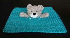 Bear Blanket
