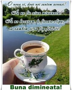 Spiritual Quotes, Good Morning, Latte, Wall Art, Tableware, Cute Photos, Bom Dia, Spirit Quotes, Buen Dia
