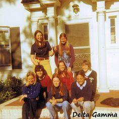 1970-Delta Gamma  Drake University