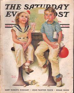 The Saturday Evening Post June 6 1936