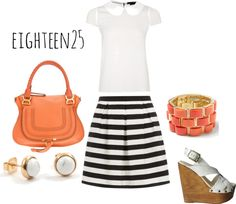 eighteen25: [Style Crush] Dressed for Summer