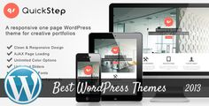 Best WordPress Themes for 2013