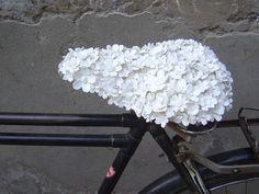 'Hero' detail of floral saddle. Stephen Dixon