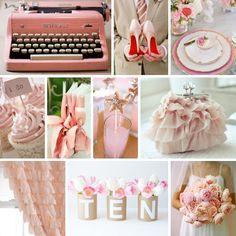Inspiration Board: Pretty in Pink
