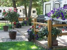 Galesville Wisconsin Picture Seasonal Campsites