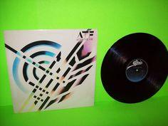 After The Fire – ATF Vinyl LP Album Record 1982 New Wave SynthPop Der Kommissar #NewWave1980sPopRockSynthPopDance
