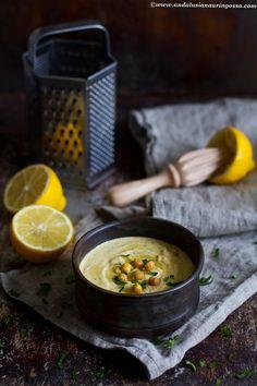 Hummus paahdetusta valkosipulista | Andalusian auringossa | Bloglovin'