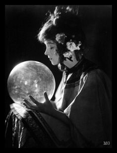 .  crystal ball    Under the Bubble…