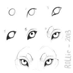 Wolf Eye Drawing, Nose Drawing, Furry Drawing, Animal Sketches, Art Drawings Sketches, Animal Drawings, Cool Art Drawings, Wolf Drawings, Wolf Sketch