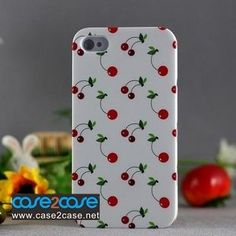 Cherry iphone case....I think I need this...