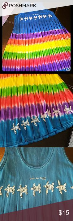 Swimsuit cover or Summer Dress Swimsuit cover up or Summer Dressfrom Cabo Mexico. Never worn Dresses