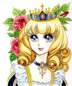 The Rose of Versailles manga by Riyoko Ikeda