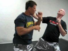 "Moni Aizik: ""The Rhino"" (elbow defense)"