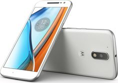 Motorola Moto G 4nd Gen XT1622 (16GB) LTE Dual White EU