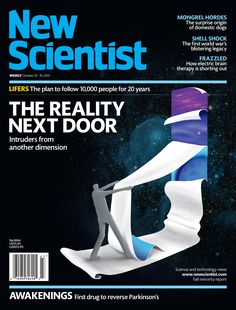 Cosmic mega-intruders, deep brain stimulation, reversing Parkinson's, WWI chemical weapons, tracking 10,000 New Yorkers, and more...