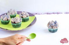 blueberry vegan cupcakes