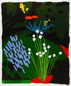 Tulbaghia by Bruce McLean