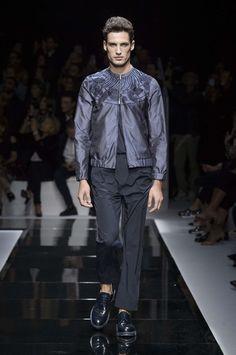Male Fashion Trends: Emporio Armani Spring-Summer 2017