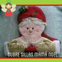 Cubeesillas Mamá Noel  $ 50.000=  Cali/Colombia