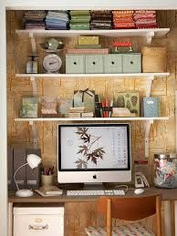 Small office space in house