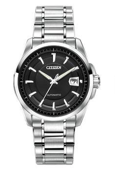 47ad063eaa Citizen The Signature Collection Grand Classic NB0040-58E Grand Classic  Citizen Eco