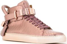Buscemi 100MM High Top Sneakers