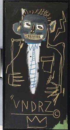 By Jean-Michel Basquiat Jm Basquiat, Jean Michel Basquiat Art, Basquiat Artist, Andy Warhol, Willem De Kooning, Graffiti Art, Henri Matisse, James Van Der Zee, New York City