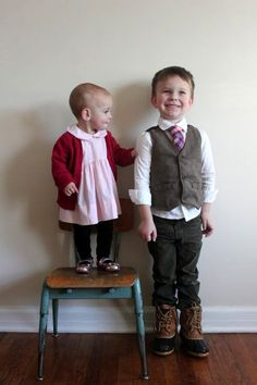 lovely children's outfits!