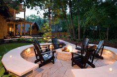 De Adirondack stoel is al sinds 1903 een geliefd tuinmeubel - Roomed   roomed.nl