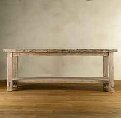 Restoration Hardware Kitchen Island. I Think Iu0027m Going To Build ...