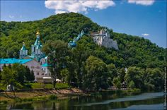 Svyatogorsky State Historical-Architectural Reserve is a complex of monuments of history and culture of the 17th-20th centuries.