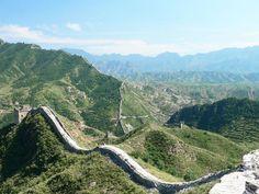 8. Gran Muralla China (China).