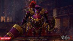 ArtStation - Toy Knight Castlevania Lords of Shadow 2, Ayi Sanchez