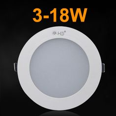 Find More Downlights Information about Ceiling Downlight Panel Light LED 18W 85 265V SMD 2835 3W 6W 9W 12W Spot Luminaria teto Lampada Round Led Panel Lighting,High Quality light lights up light,China light alarms emergency lighting Suppliers, Cheap light disco from Sun shine shine on Aliexpress.com