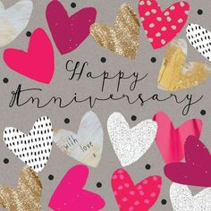 Happy Anniversary message from Organized Joy to you, to use to wish the special people in your life . Happy Wedding Anniversary Wishes, Anniversary Greetings, Happy Wedding Day, Happy Birthday Images, Happy Birthday Greetings, Happy Aniversary, Happy B Day, Birthday Cards, Birthday Quotes